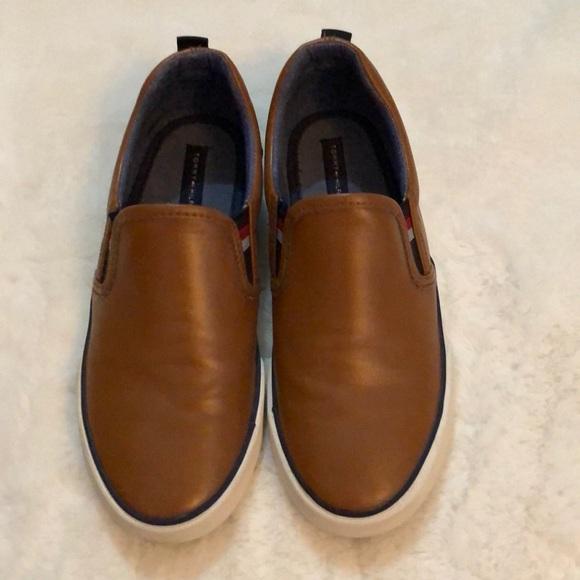 Tommy Hilfiger Other - Boys Tommy Hilfiger slip on shoes
